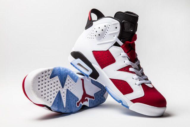 Air Jordan 6 Carmine 6