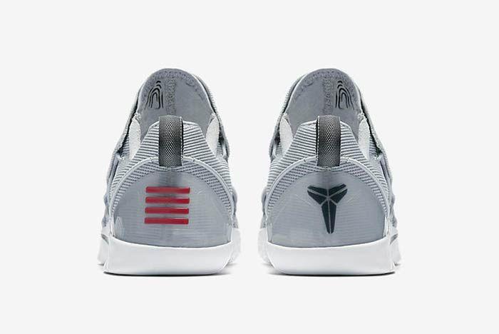 Nike Kobe A D  Nxt Wolf Grey7