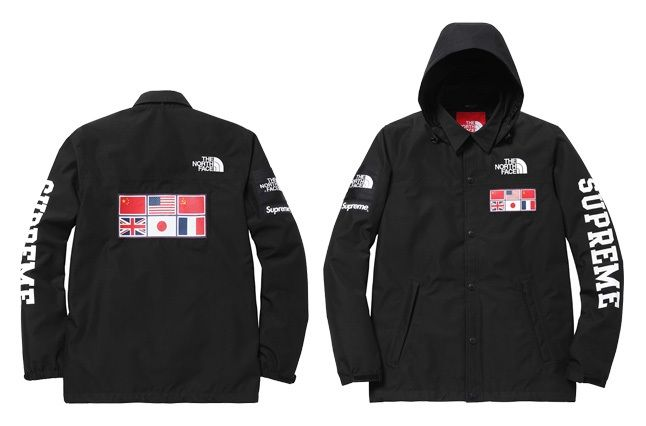 Supreme The North Face 2014 Spring Summer Collection 6