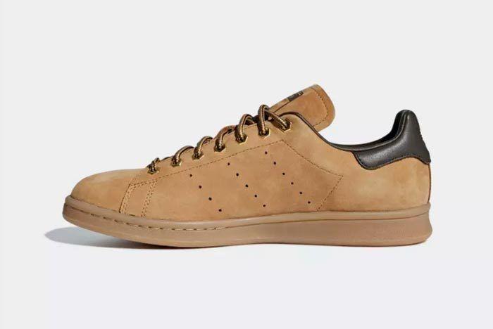 Adidas Stan Smith Wp Wheat 5