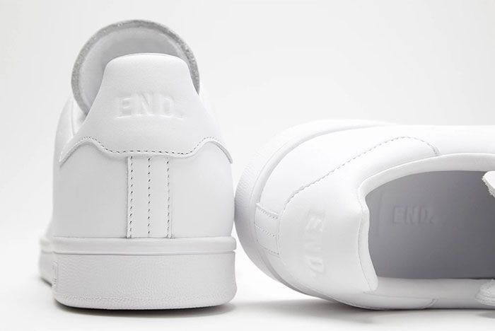 Adidas Consortium End Stan Smith Collab Details 1 Sneaker Freaker5