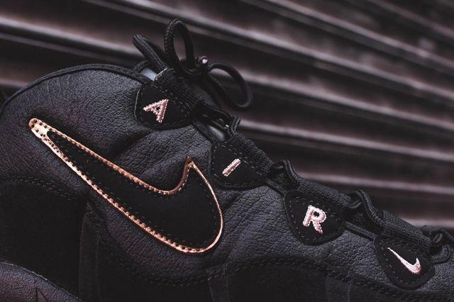 Nike Air Max Uptempo Black Copper 5