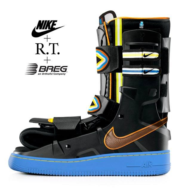 Tisci Nike Air Cast 1