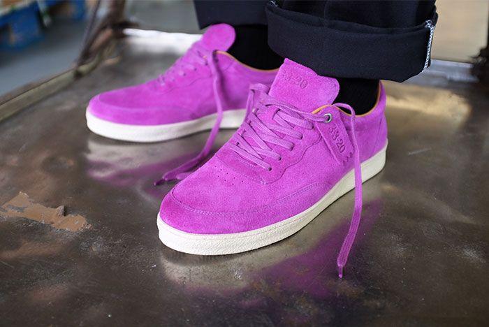 Index Purple Of