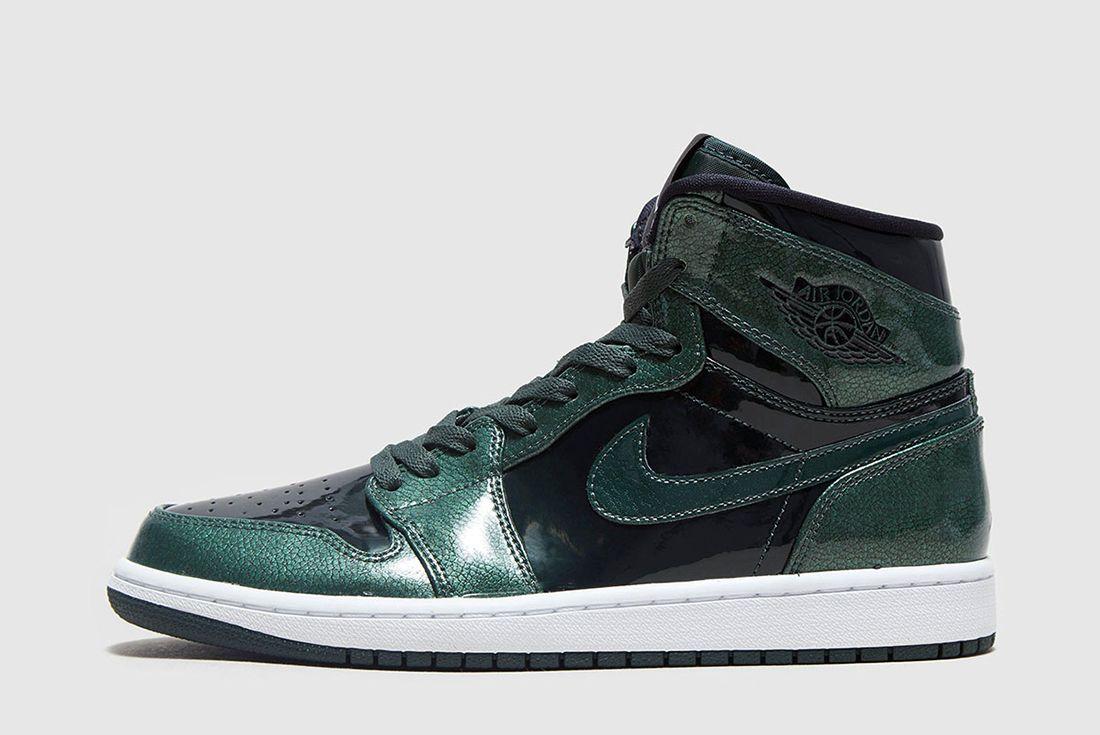 Air Jordan 1 Grove Green 3