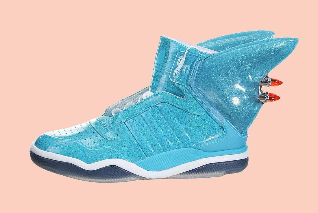 Adidas Jeremey Scott Shark