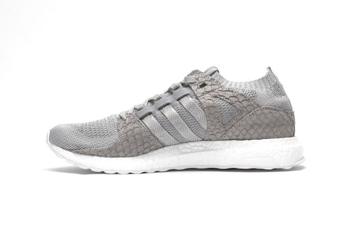 Pusha T X Adidas Eqt Ultra Boost Pk Grey Scale 2