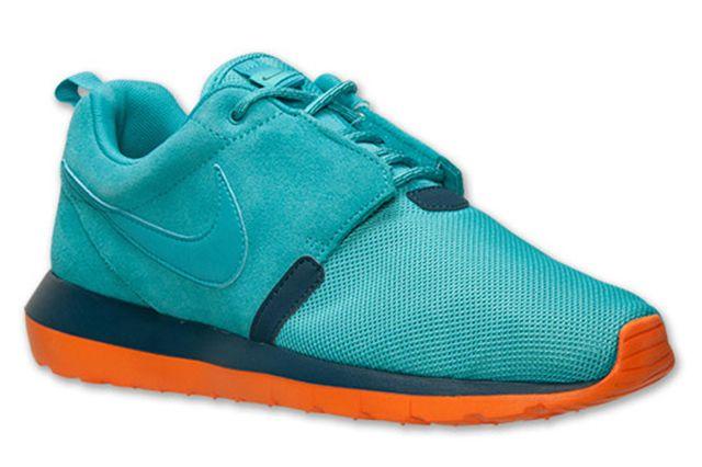 Nike Roshe Run Nm Space Blue 1