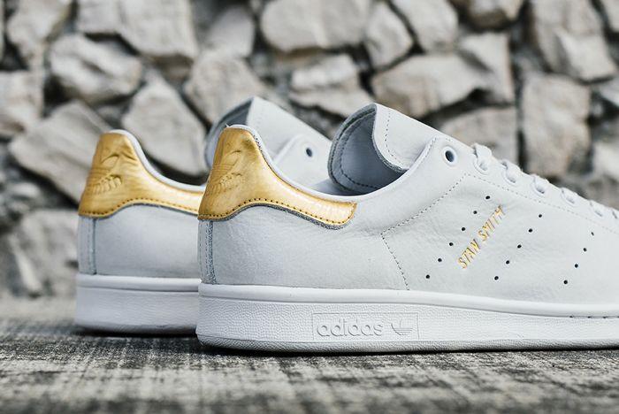 Adidas Stan Smith 999 24K Gold2