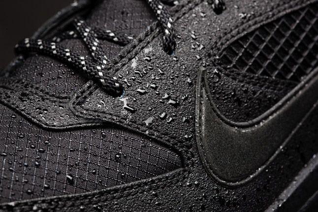 Black Nike Free Trainer 7 0 Shield Swoosh 1