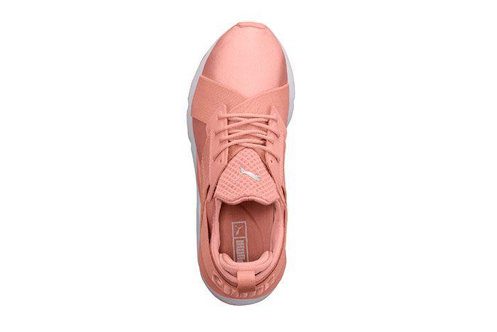 Puma Muse Rose Gold Sneaker Freaker 4