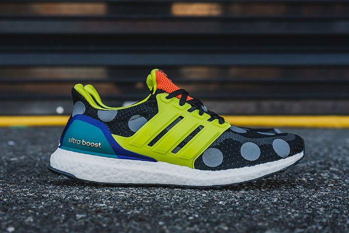 Kolor X Adidas Boost Pack 2
