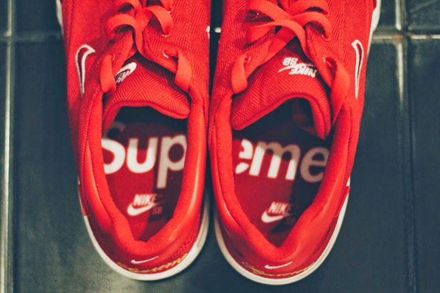 Nike X Supreme 3