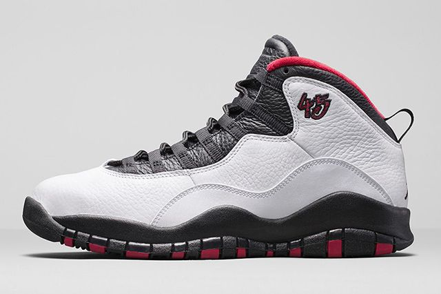Air Jordan 10 Double Nickel 2