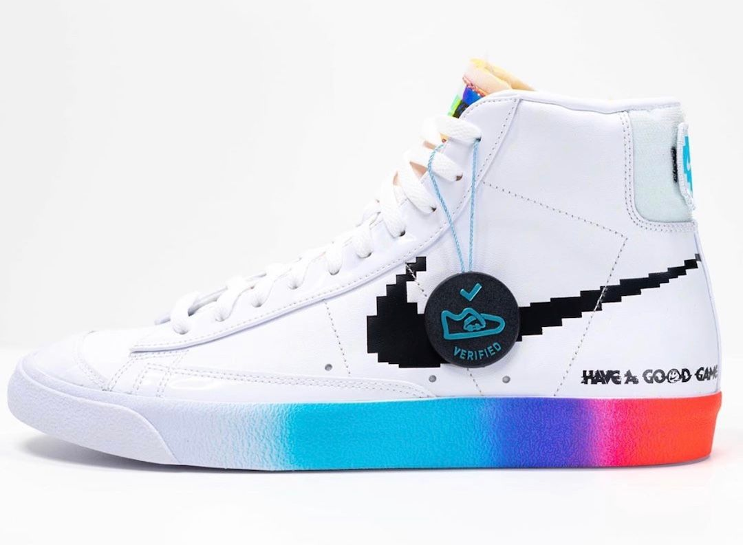 First Look: The Nike Blazer Mid 'Have a