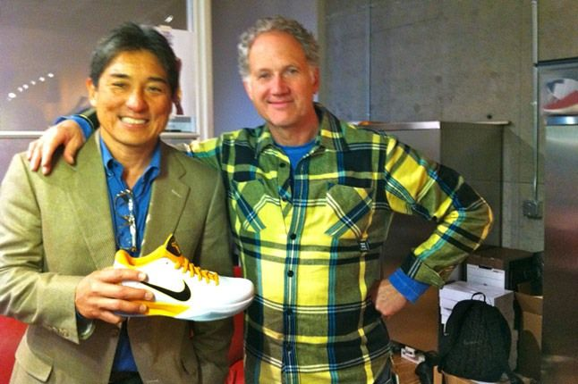 Nike Headquarters Tinker Hatfield 1