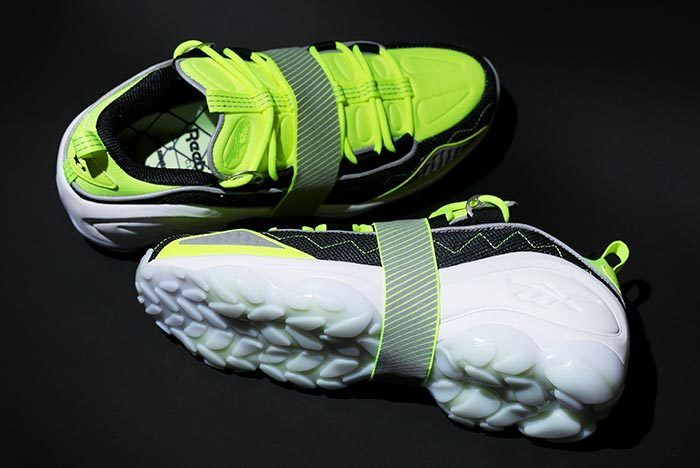 Winiche Co X Mita Sneakers Reebok Dmx Run 10 3