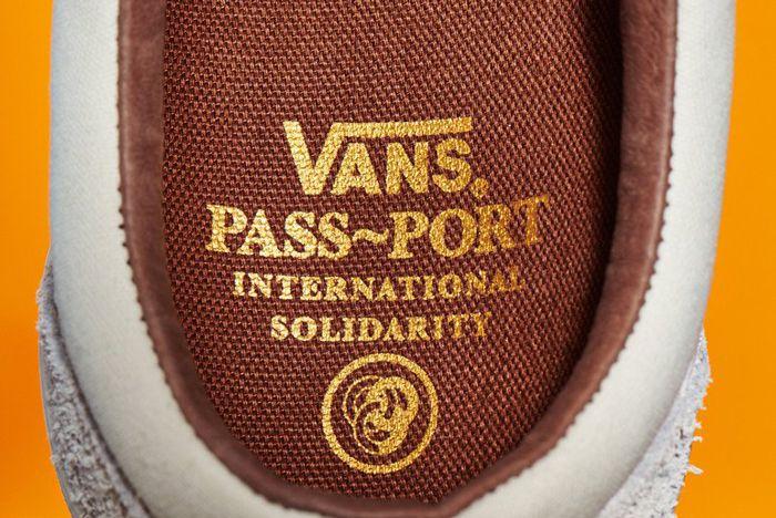Pass Port X Vans Old Skool Pro3