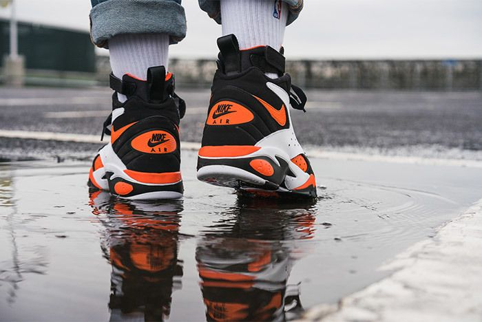 Nike Air Maestro Ii Rush Orange 4