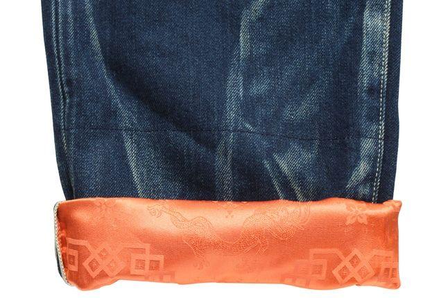 Clot Levis Orange 3 1