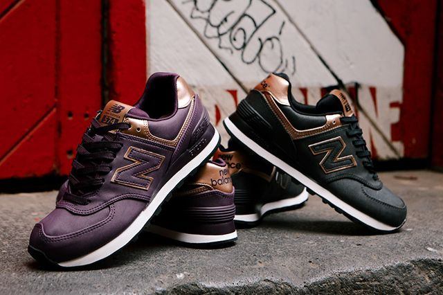New Balance Fw14 Womens 574 8