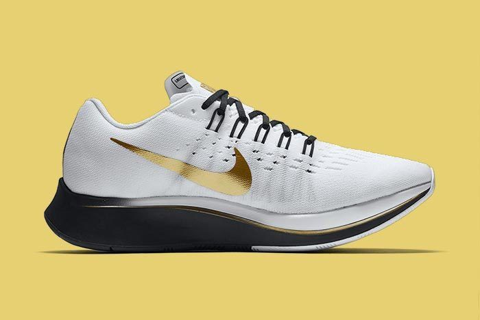 Nike Zoom Fly Black White 4