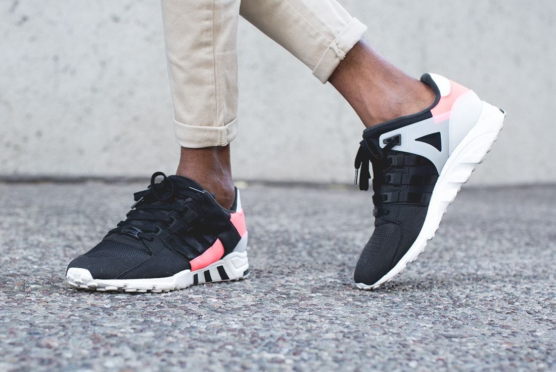 Only The Essentials – Adidas Paints The Town Turbo Red25