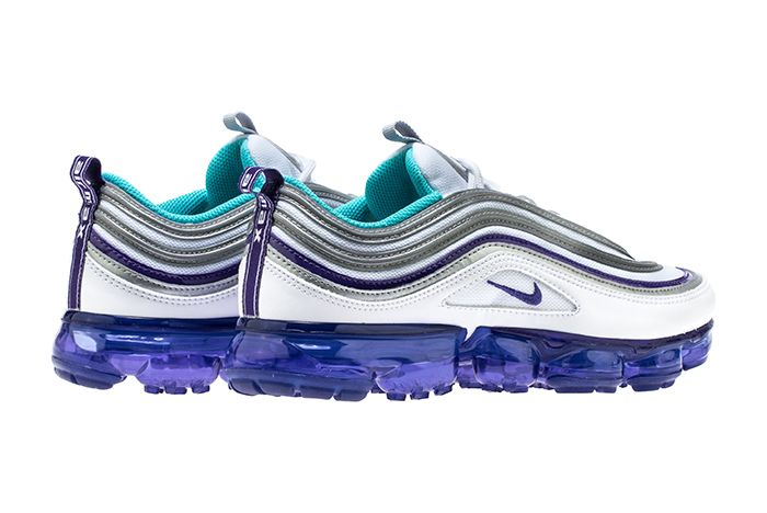 Nike Air Vapormax 97 White Purple 3