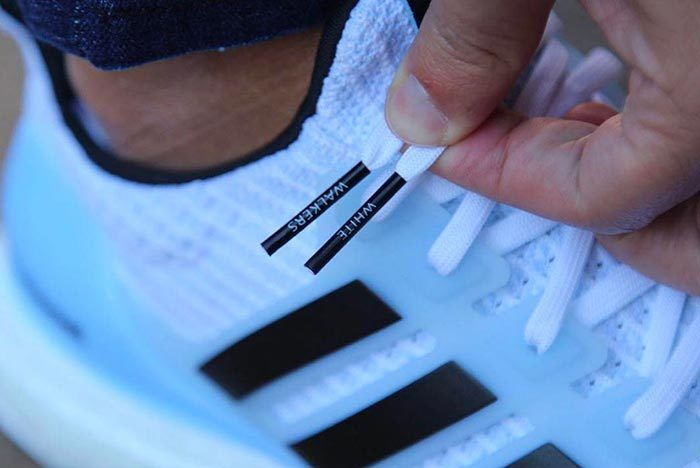 Got Adidas White Walker Ultraboost 4
