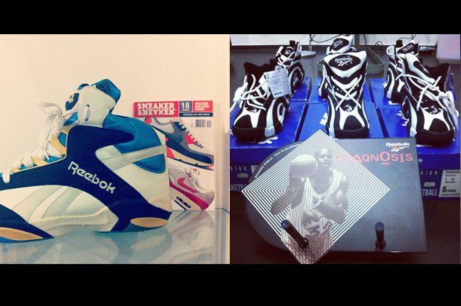 Reebok Shaqstagram Sneaker Freaker 1