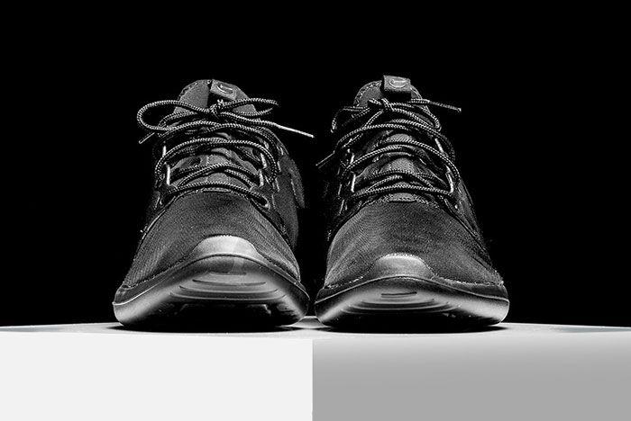 Nike Roshe Triple Black 3