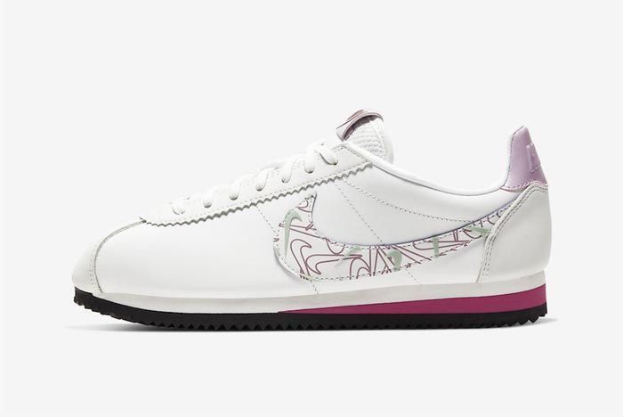 Nike Cortez Valentines Day Lateral