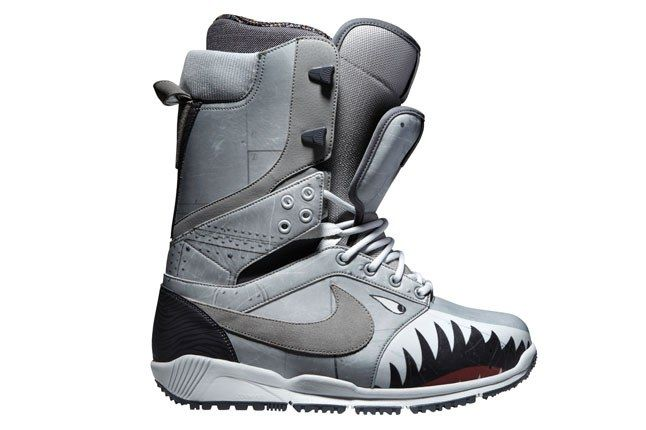 Nike Double Tongue Snowboarding Boot 1