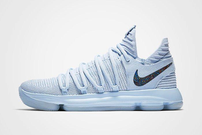 Nike Zoom Kd 10 Anniversaryfeature