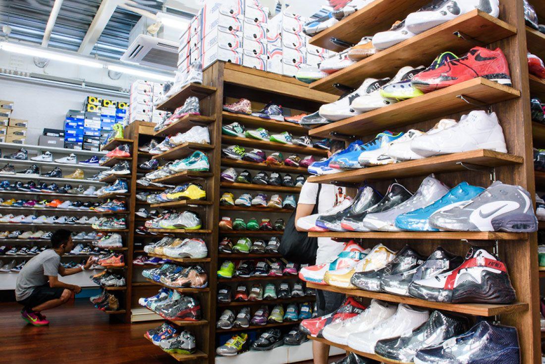 K Skit Tokyo Shelves