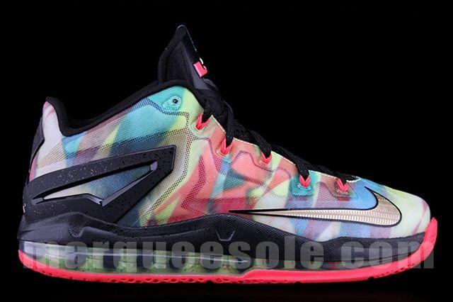 Nike Le Bron 11 Low Champion