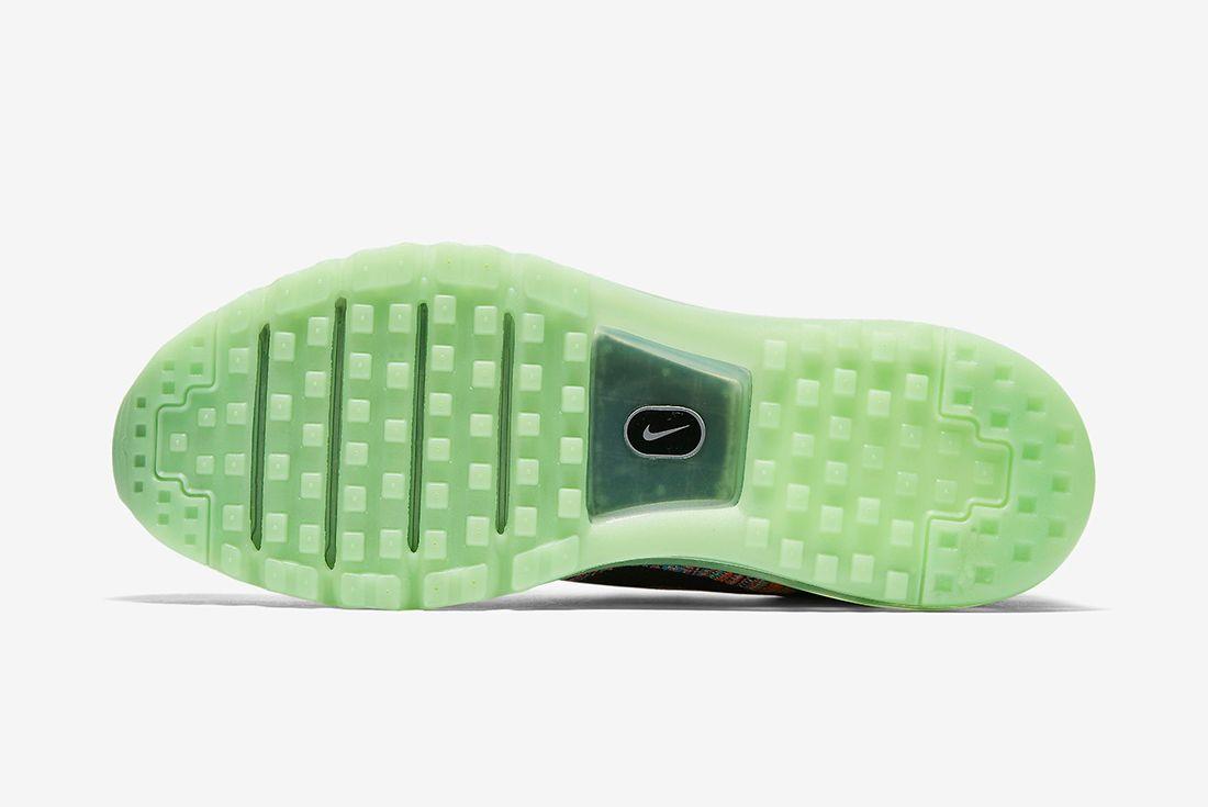 Nike Flyknit Air Max Multicolour4