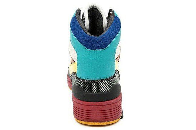 Dee Ricky Pony Sneaker 1