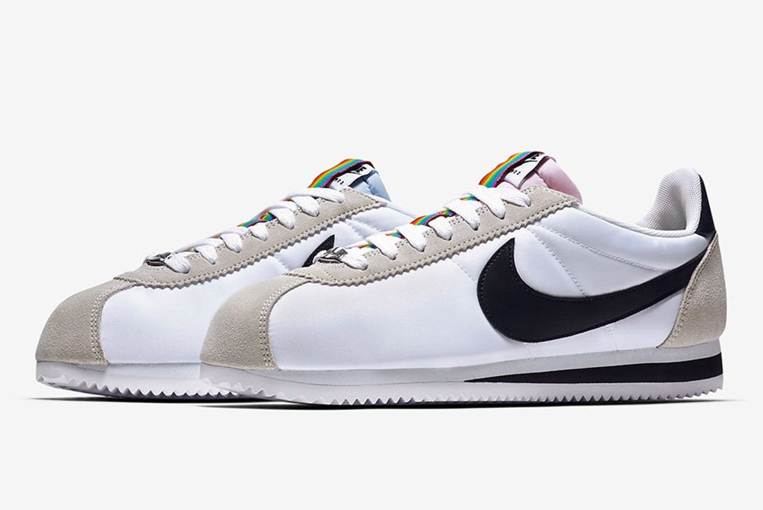 Nike Cortez Be True 1