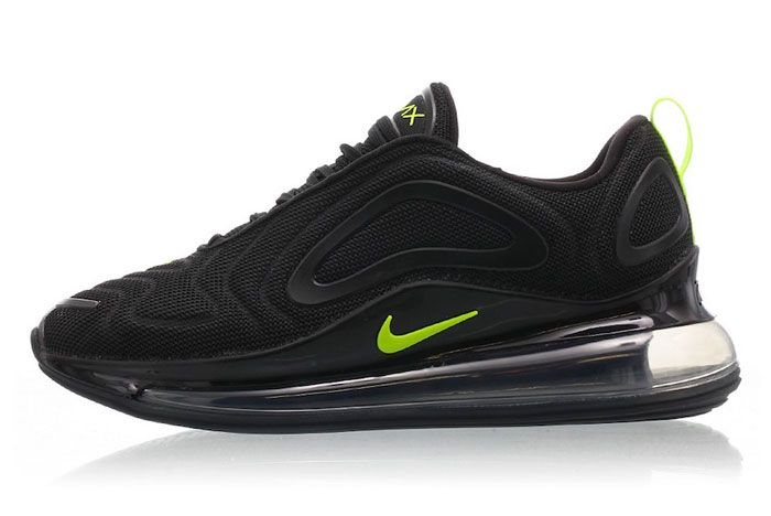 Nike Air Max 720 Volt Left