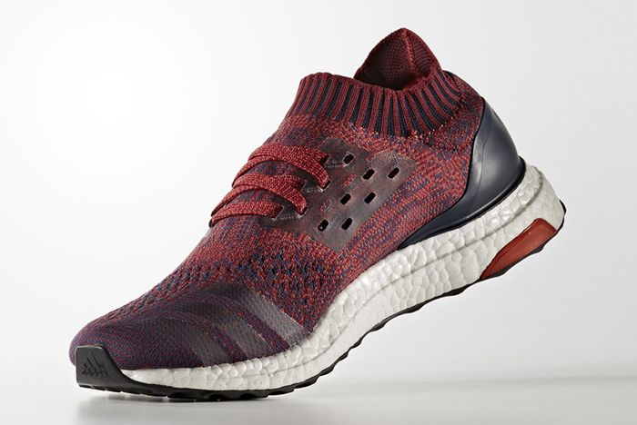 Adidas Ultra Boost Uncaged Burgundy2