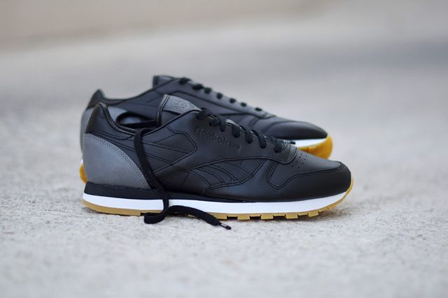 Reebok Cl Leather Born And Raised