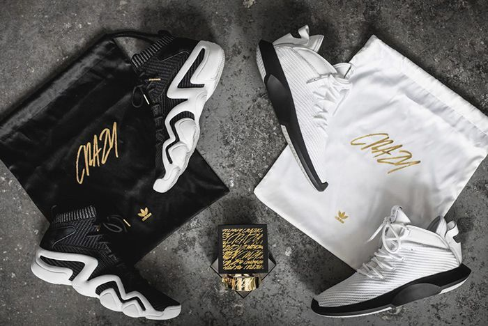 Adidas Crazy Basketball Collection 2