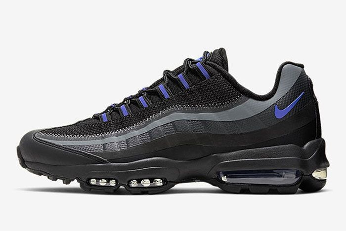 Nike Air Max 95 Ultra Black Left