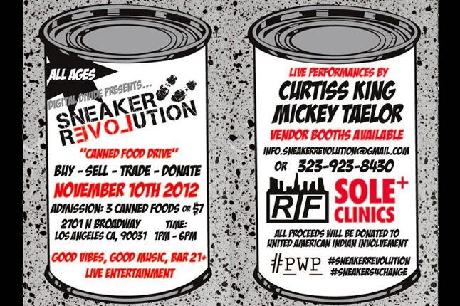 Sneaker Revolution La 1