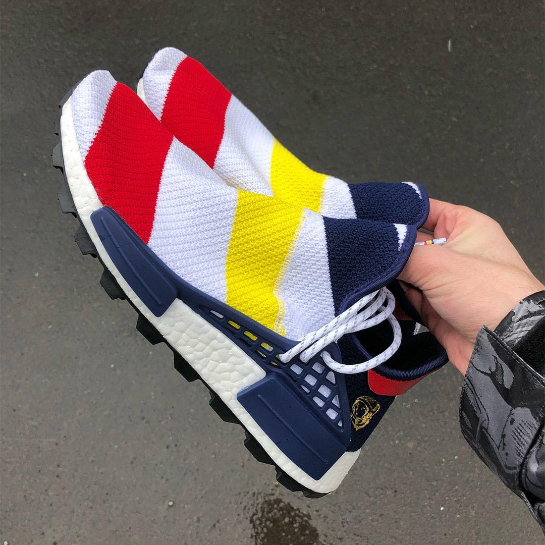 Pharrell X Bbc X Adidas Hu Nmd Sample Sneaker Freaker 4