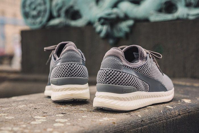 Puma Ignite Sock Knit Steel Grey 4