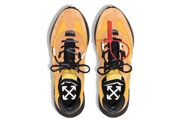 Off White Running Sneaker2 Top
