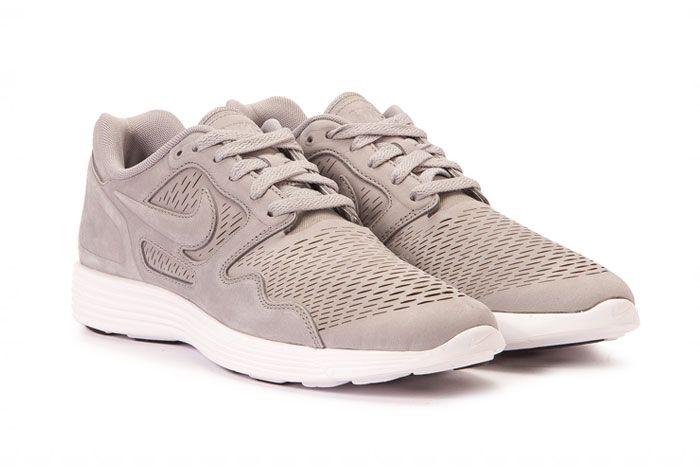 Nike Lunar Flow Laser Premium Medium Grey 2