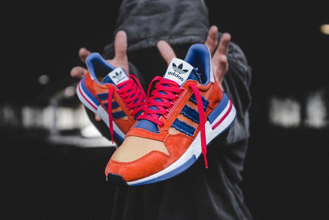Adidas Zx500 Rm Goku Sneaker Freaker